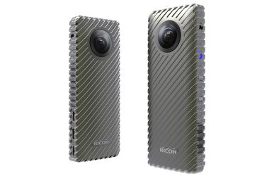 Ricoh announces industry's first camera to deliver up to 24 hours*1 of fully spherical, 360-degree live streaming video teaser image